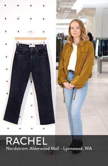 Jordi Ankle Kick Flare Jeans, sales video thumbnail