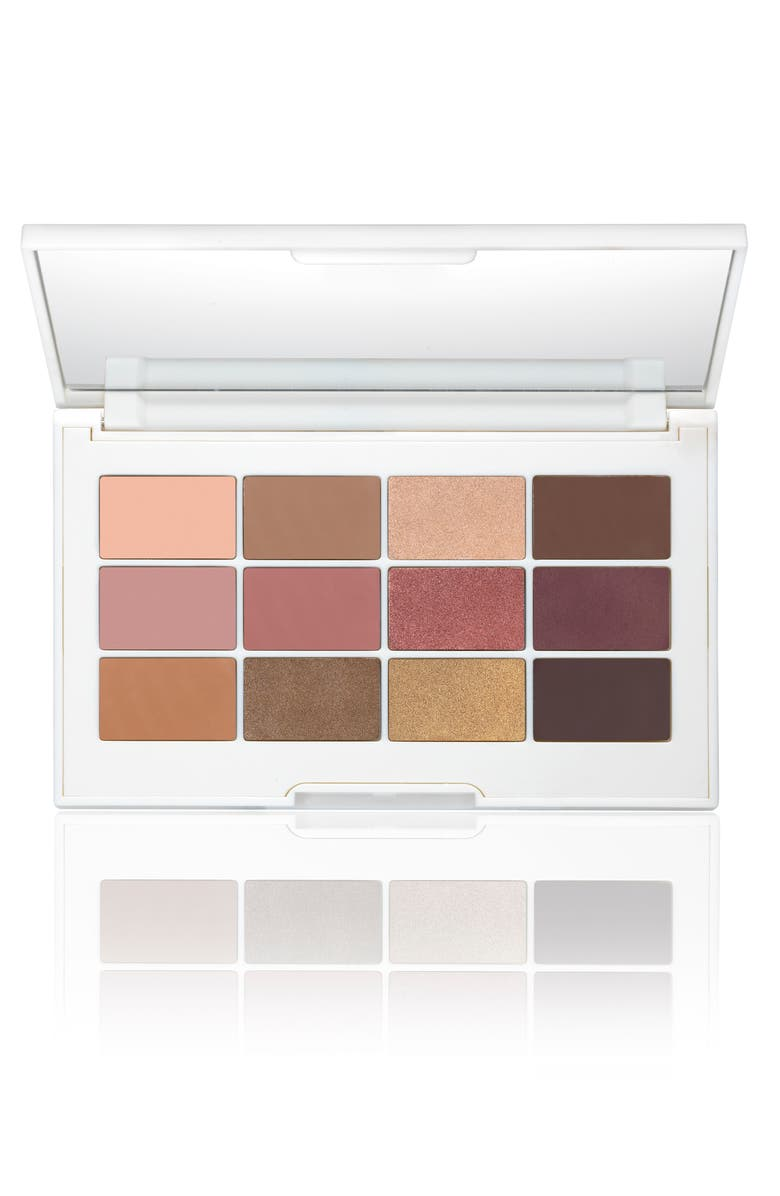 LAURA GELLER BEAUTY New York Downtown Cool Eyeshadow Palette, Main, color, UPTOWN CHIC