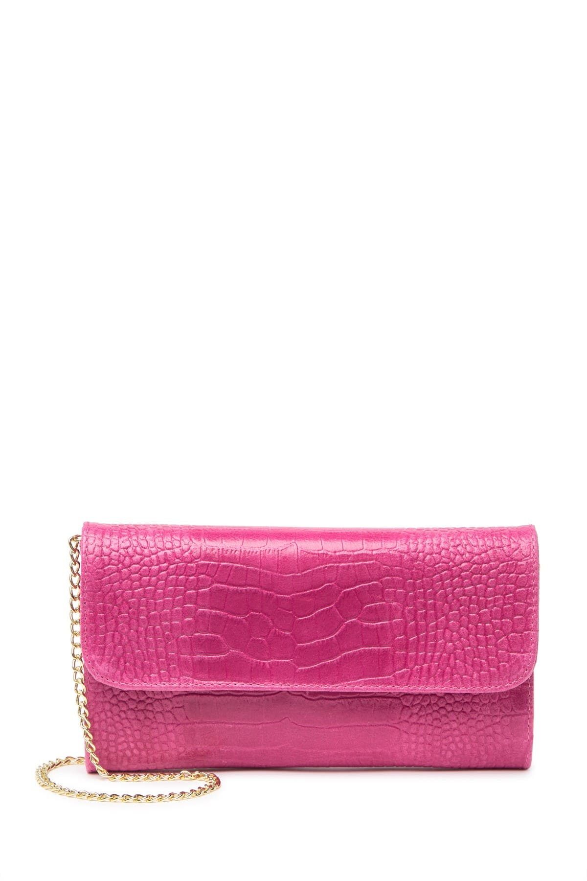 Image of Persaman New York Aleksandra Snake Embossed Crossbody Bag