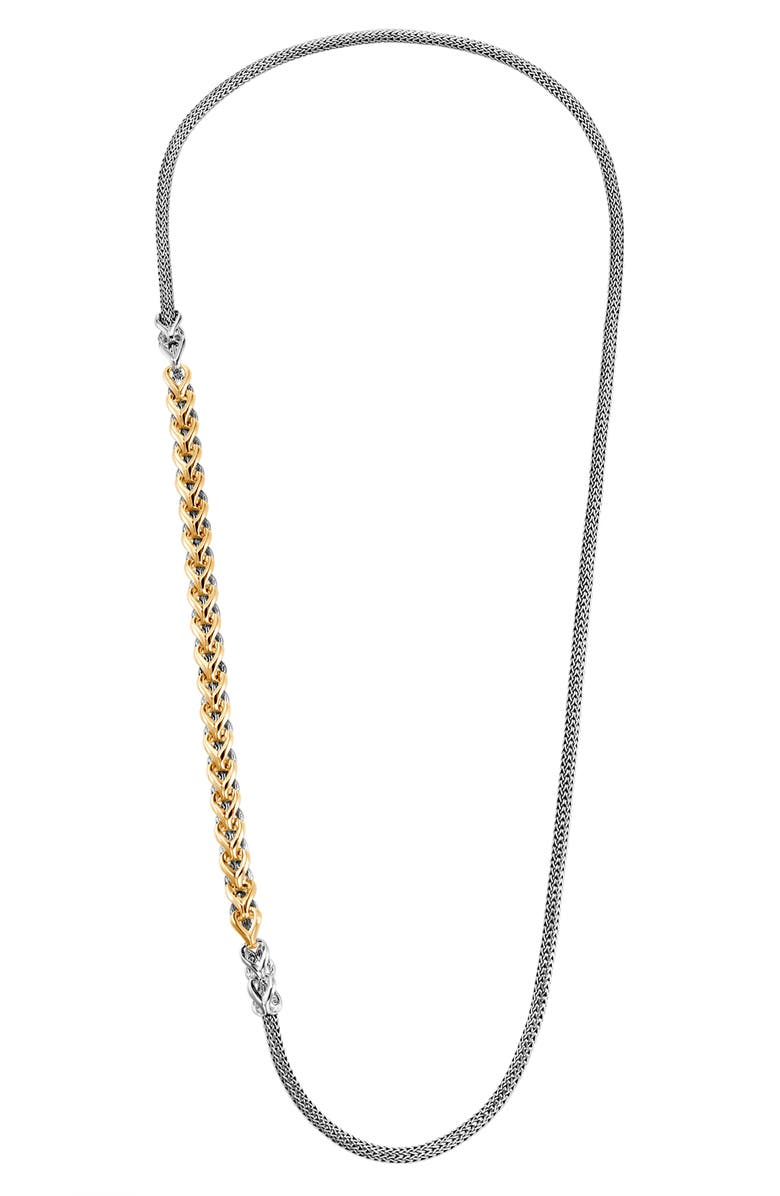 JOHN HARDY Asli Classic Chain Reversible Necklace, Main, color, 041