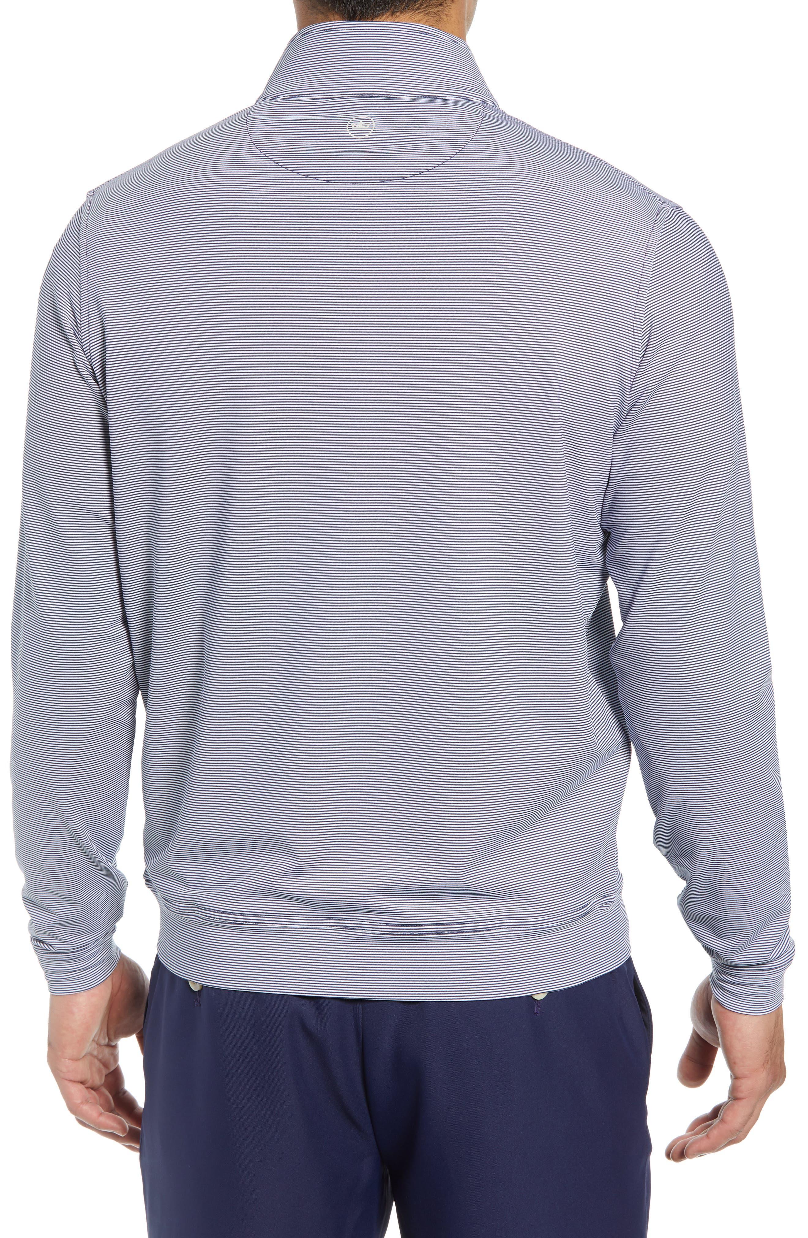 ,                             Perth Performance Quarter Zip Pullover,                             Alternate thumbnail 2, color,                             BLUE