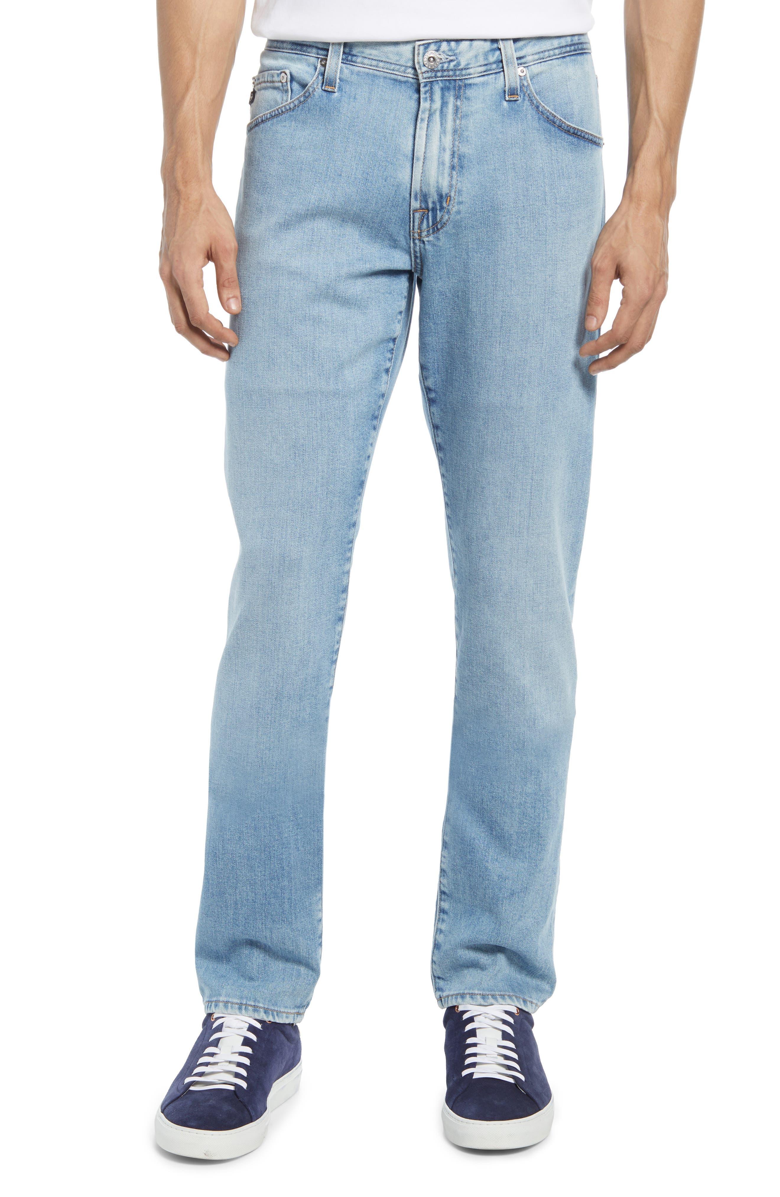 Men's Graduate Slim Straight Leg Jeans