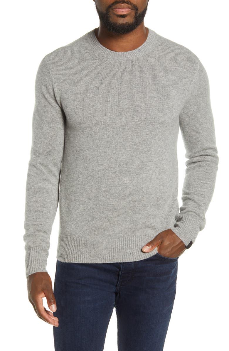 Haldon Crewneck Cashmere Sweater