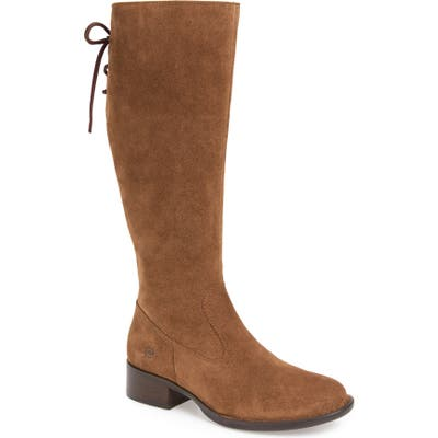 B?rn Cotto Tall Boot Regular Calf- Brown