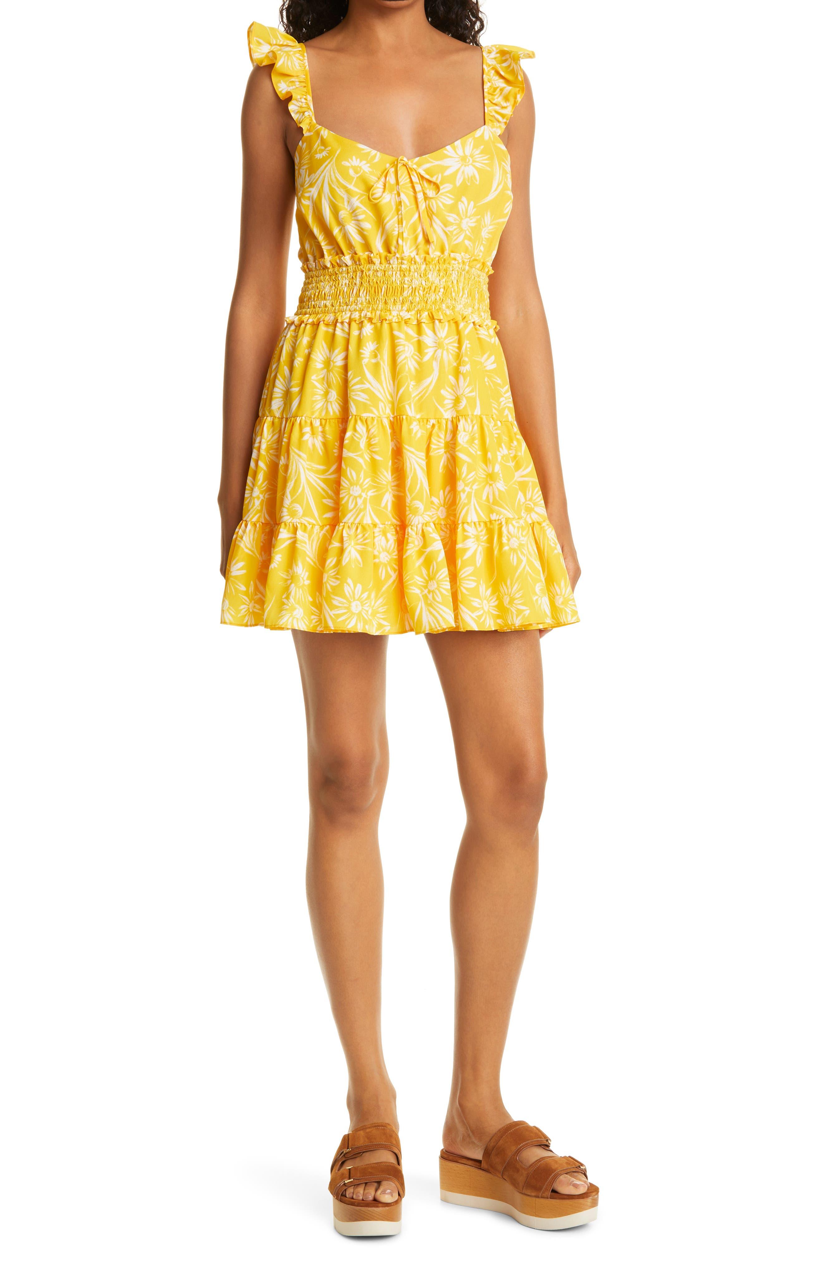 Raya Sleeveless Minidress