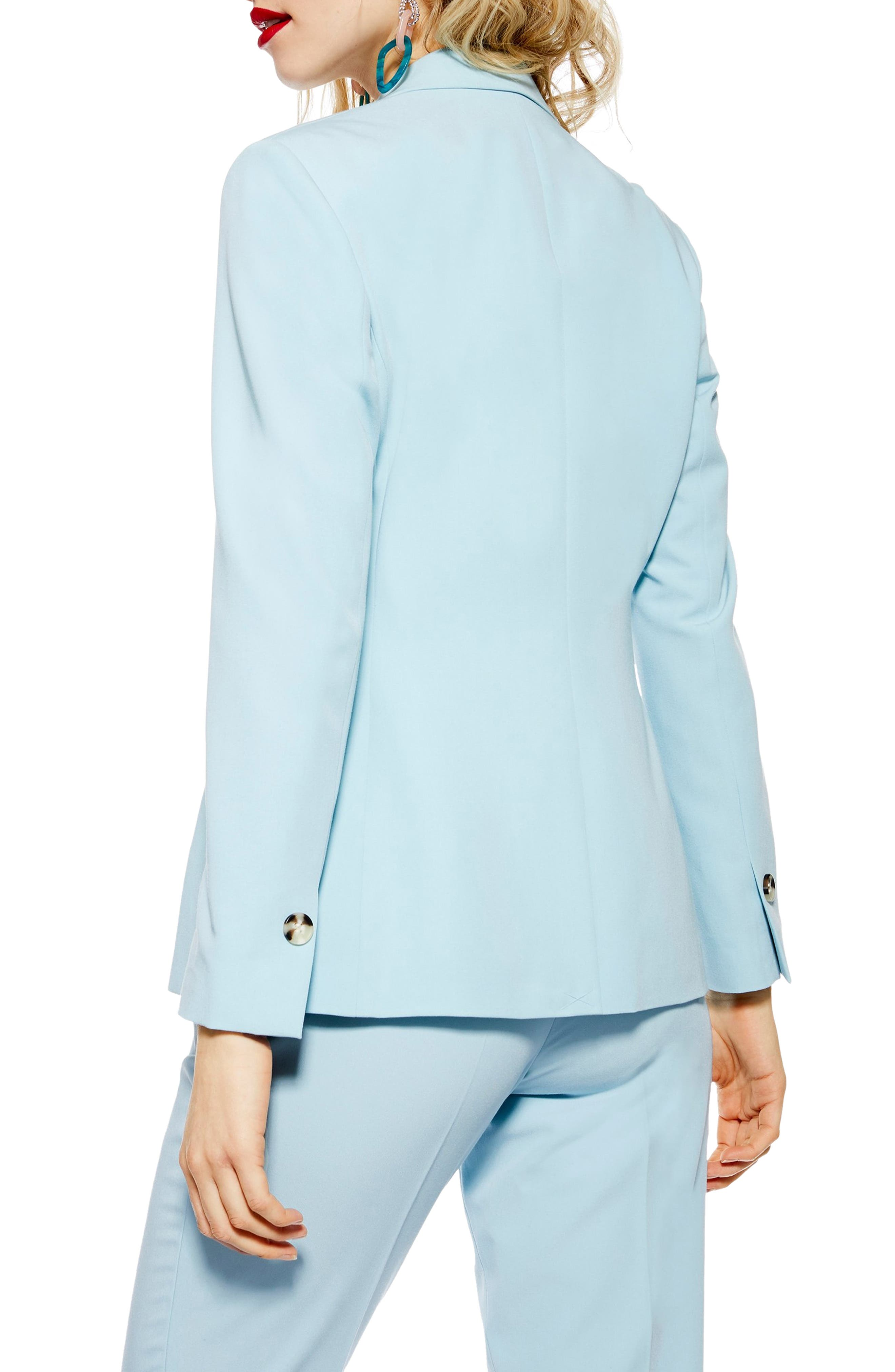 ,                             Nanette Asymmetrical Jacket,                             Alternate thumbnail 2, color,                             LIGHT BLUE