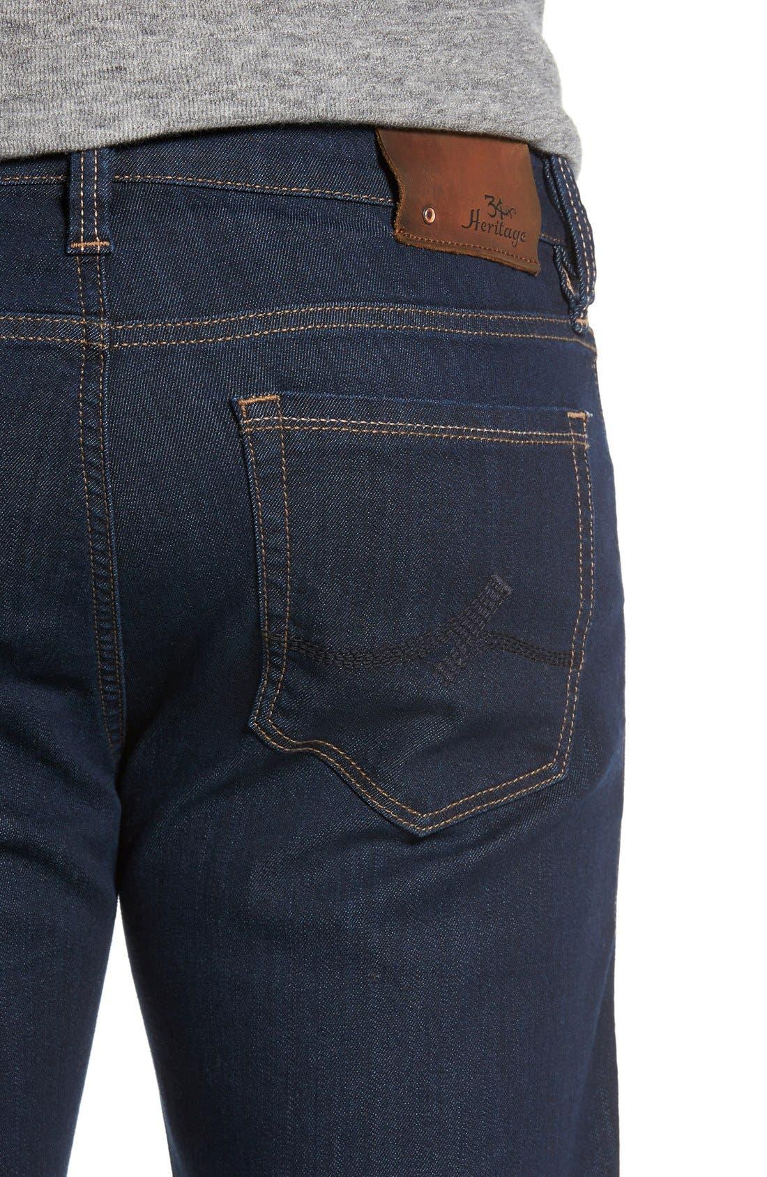 ,                             Courage Straight Leg Jeans,                             Alternate thumbnail 9, color,                             RINSE VINTAGE