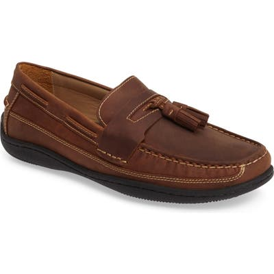 Johnston & Murphy Fowler Tasseled Loafer
