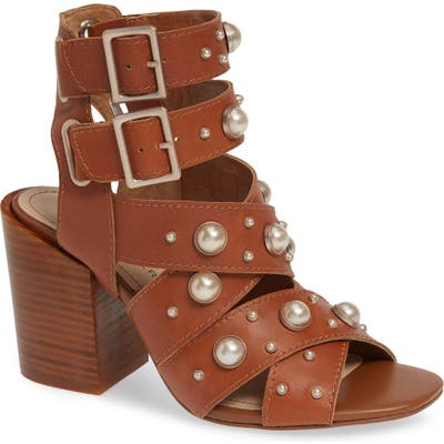 Kelsi Dagger Brooklyn Mallory Sandal- Brown