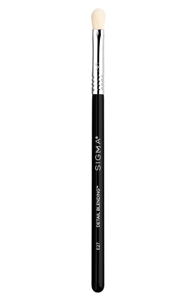 SIGMA BEAUTY E27 Detail Blending Brush, Main, color, 000