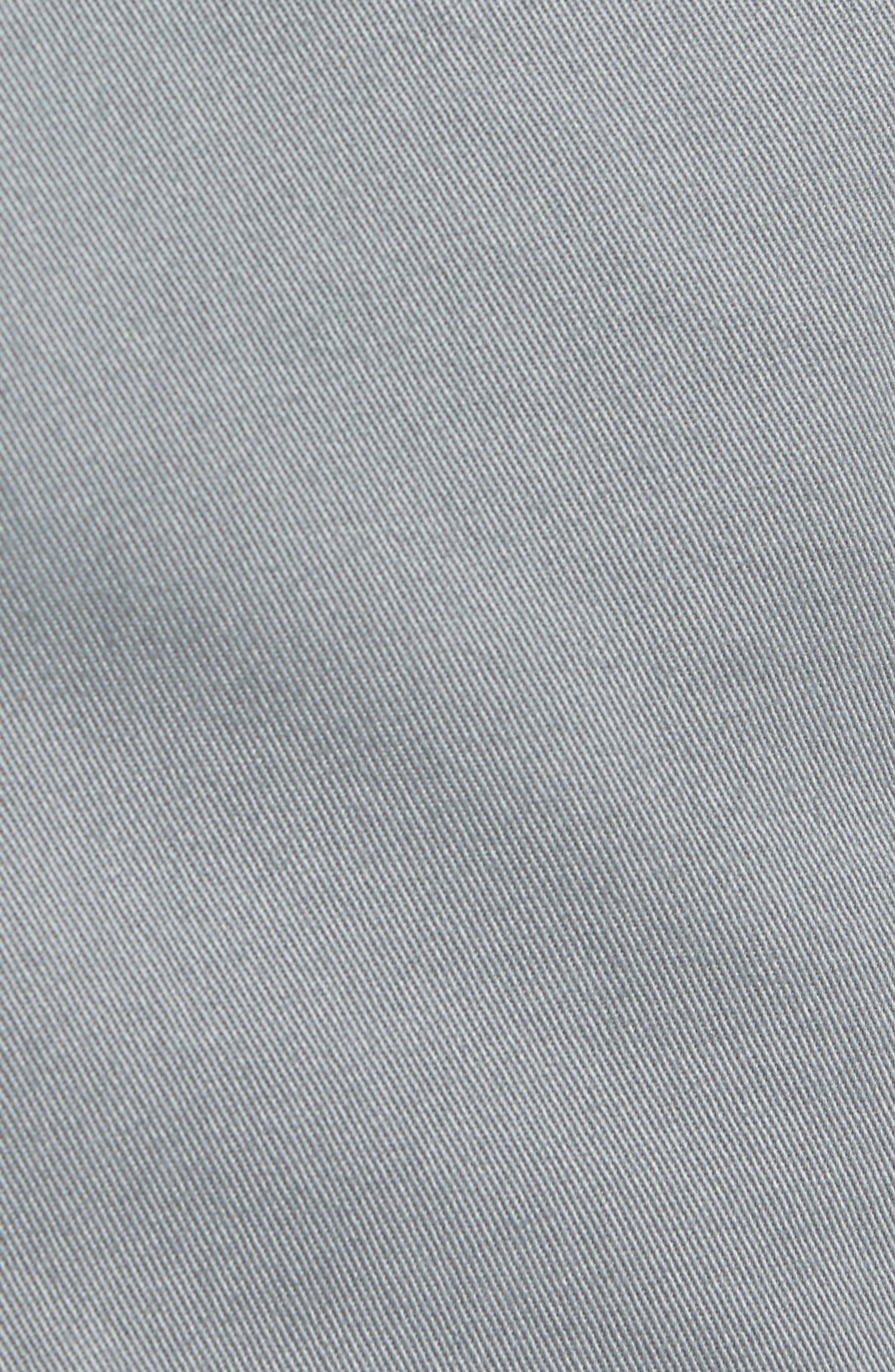 ,                             Griffin Regular Fit Shorts,                             Alternate thumbnail 5, color,                             SULFU FOG BEACON