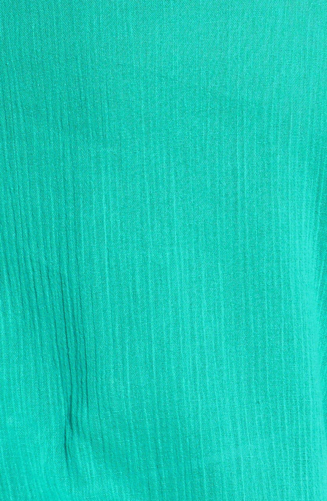 ,                             Crochet Trim Cover-Up,                             Alternate thumbnail 15, color,                             440