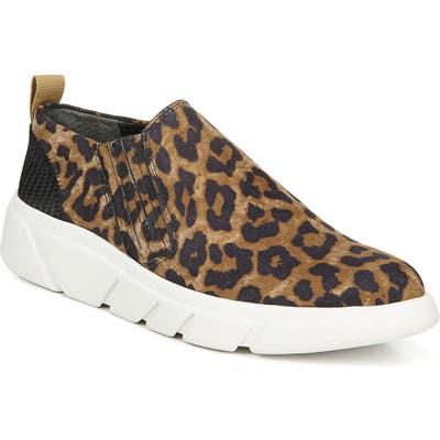 Franco Sarto Beil Slip-On Sneaker- Brown