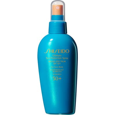 Shiseido Ultimate Sun Protection Spray Broad Spectrum Spf 50+