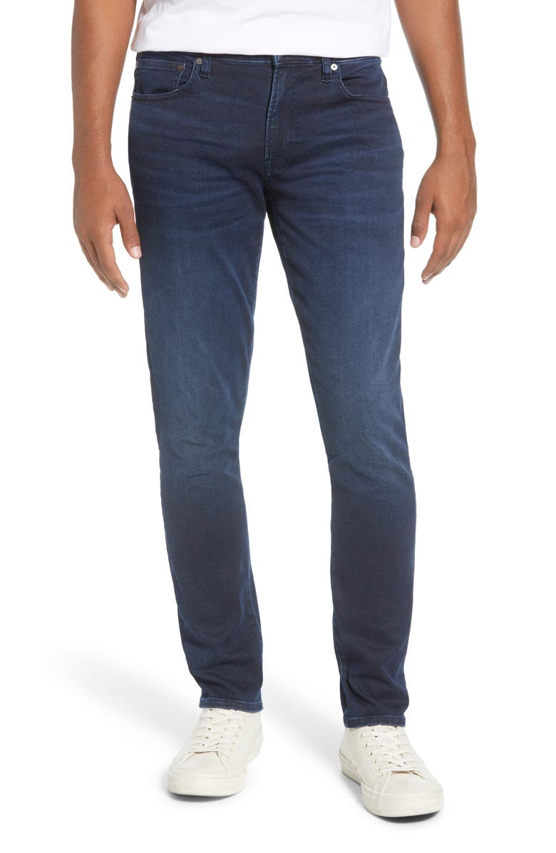 MADEWELL Skinny Jeans, Main, color, BRIXHAM