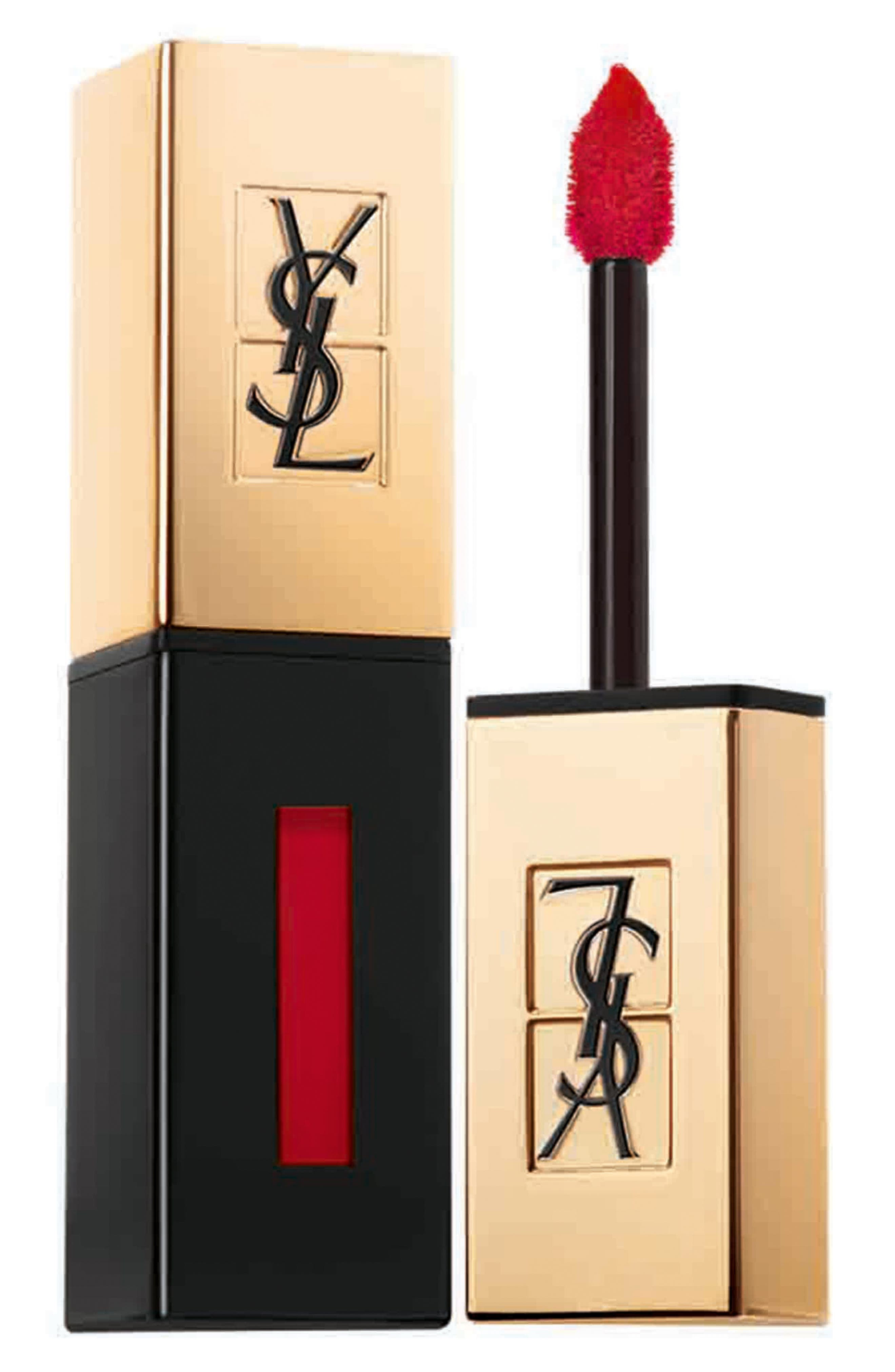 Yves Saint Laurent Glossy Stain Lip Color - 09 Rouge Laque