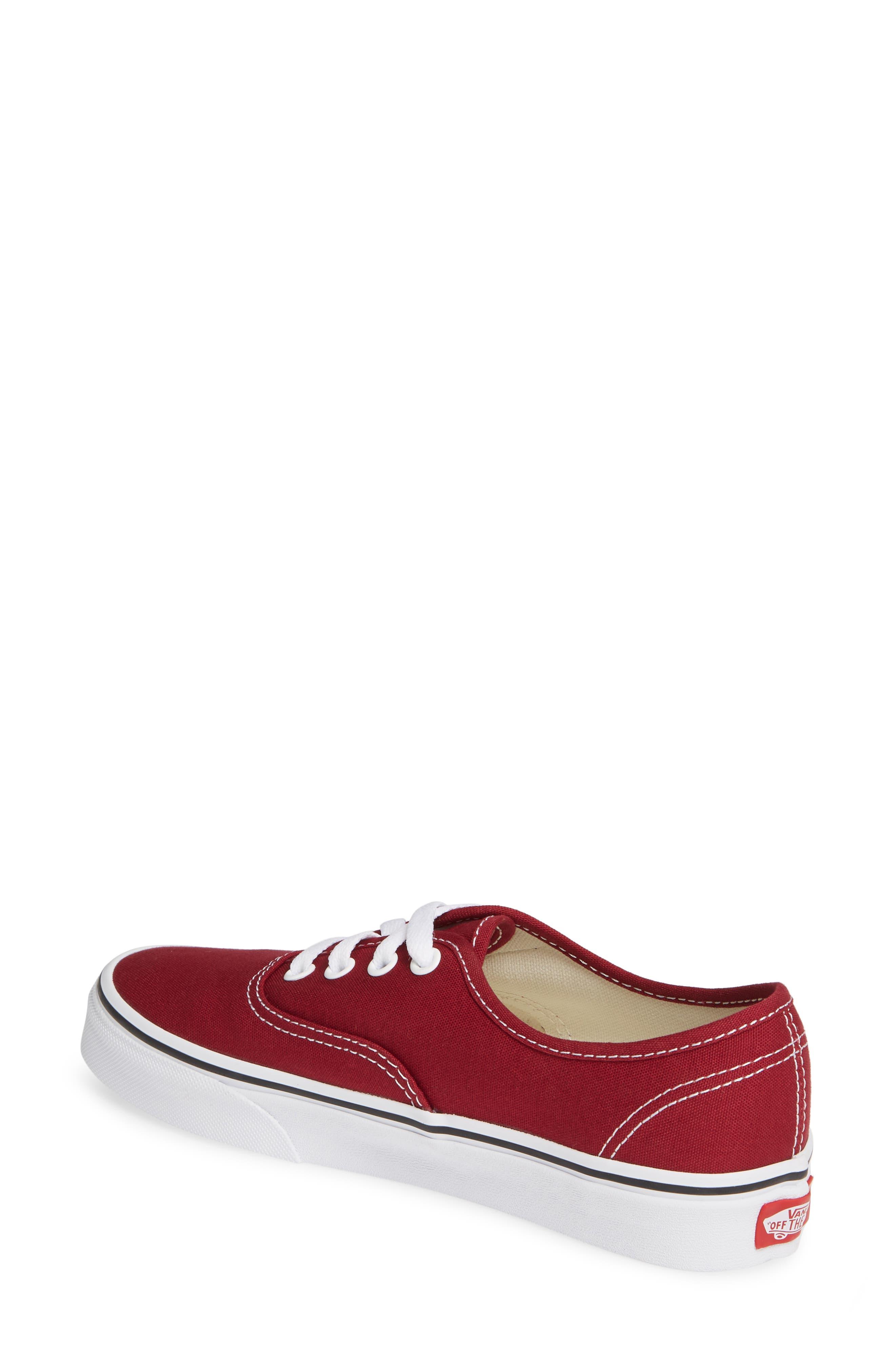 ,                             'Authentic' Sneaker,                             Alternate thumbnail 515, color,                             932