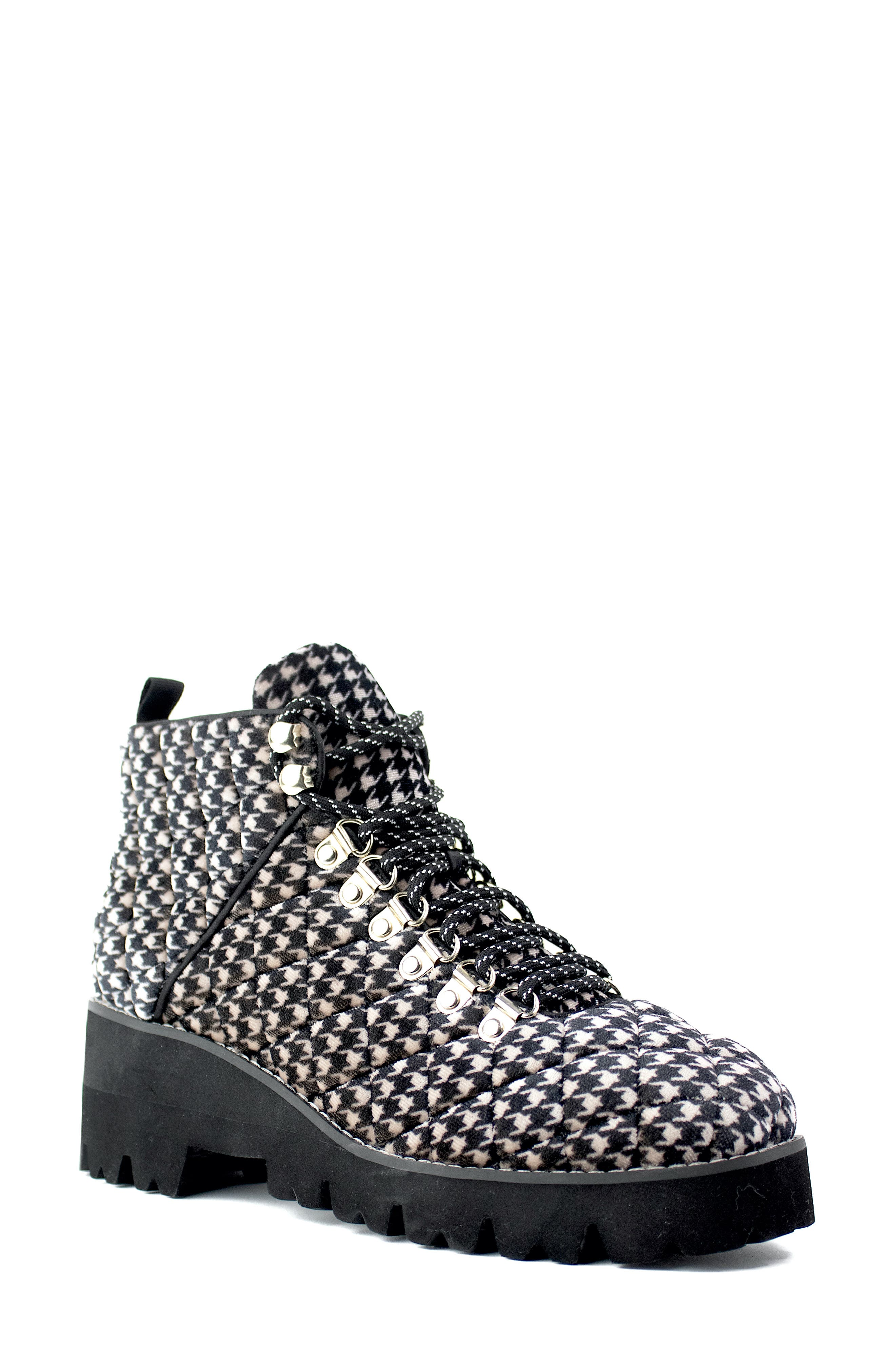 Heaven Lace-Up Boot