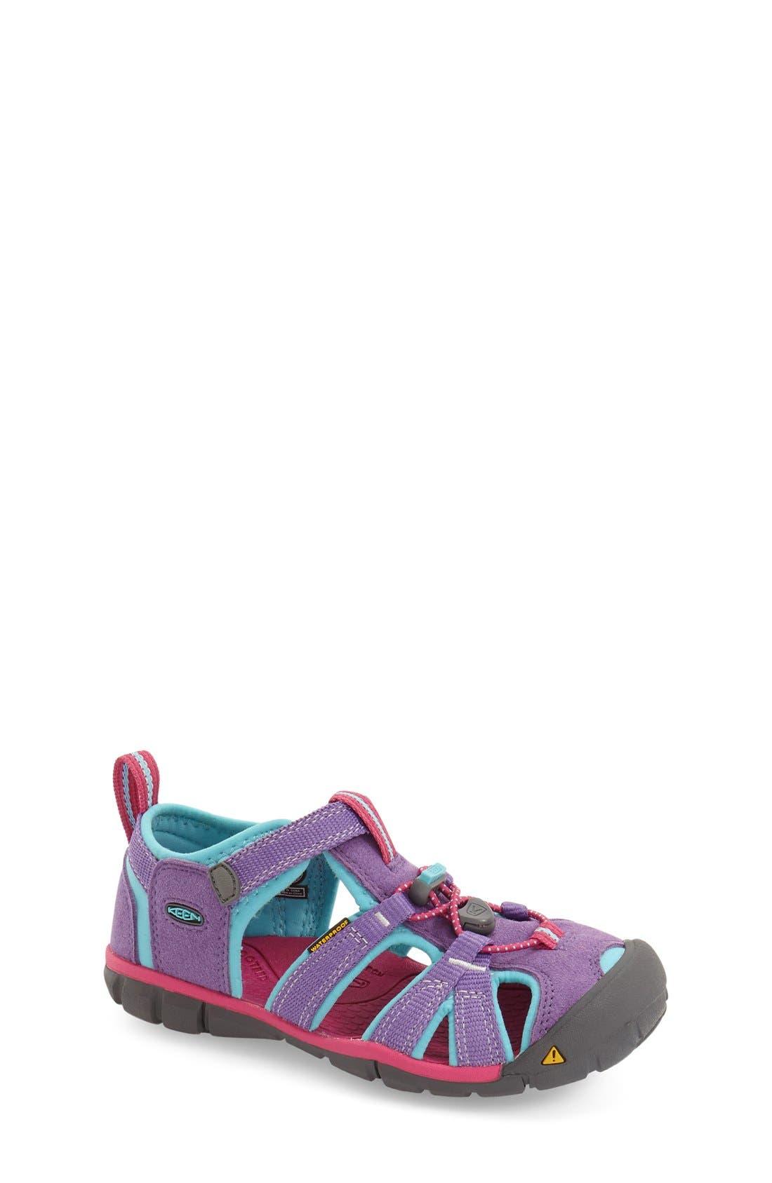 ,                             'Seacamp II' Water Friendly Sandal,                             Main thumbnail 212, color,                             500