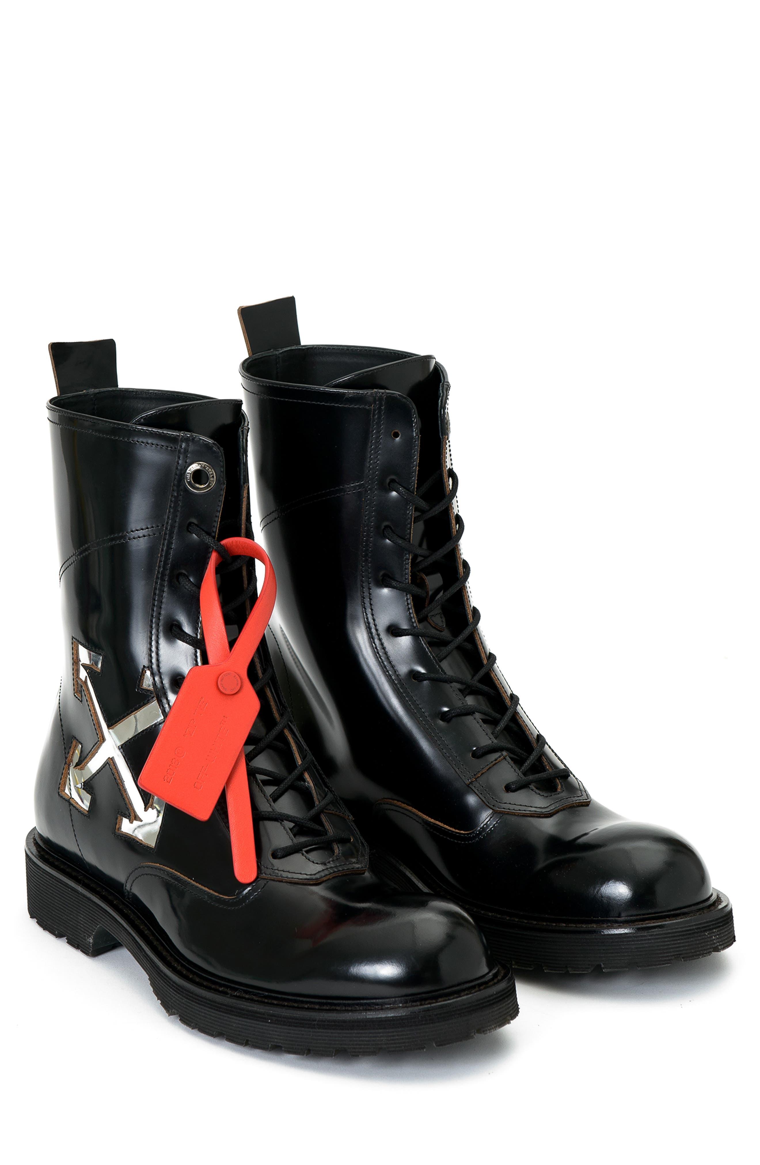 Off-White Working Boot (Men) | Nordstrom