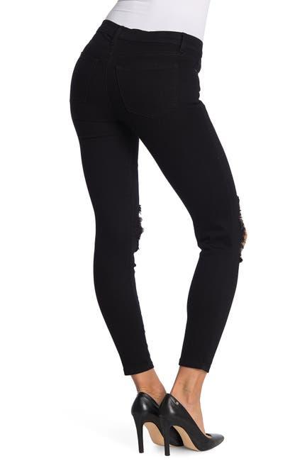 Image of Sneak Peek Denim Mid Rise Skinny Jeans