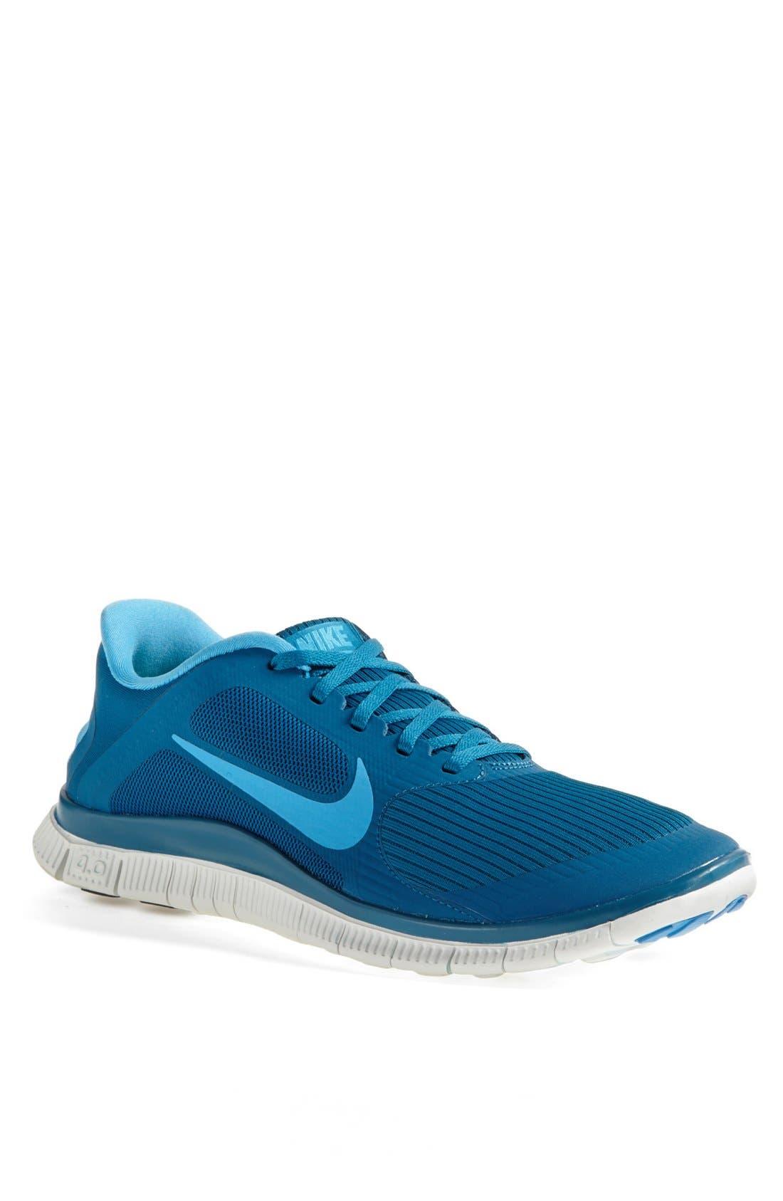 ,                             'Free 4.0 V3' Running Shoe,                             Main thumbnail 45, color,                             400