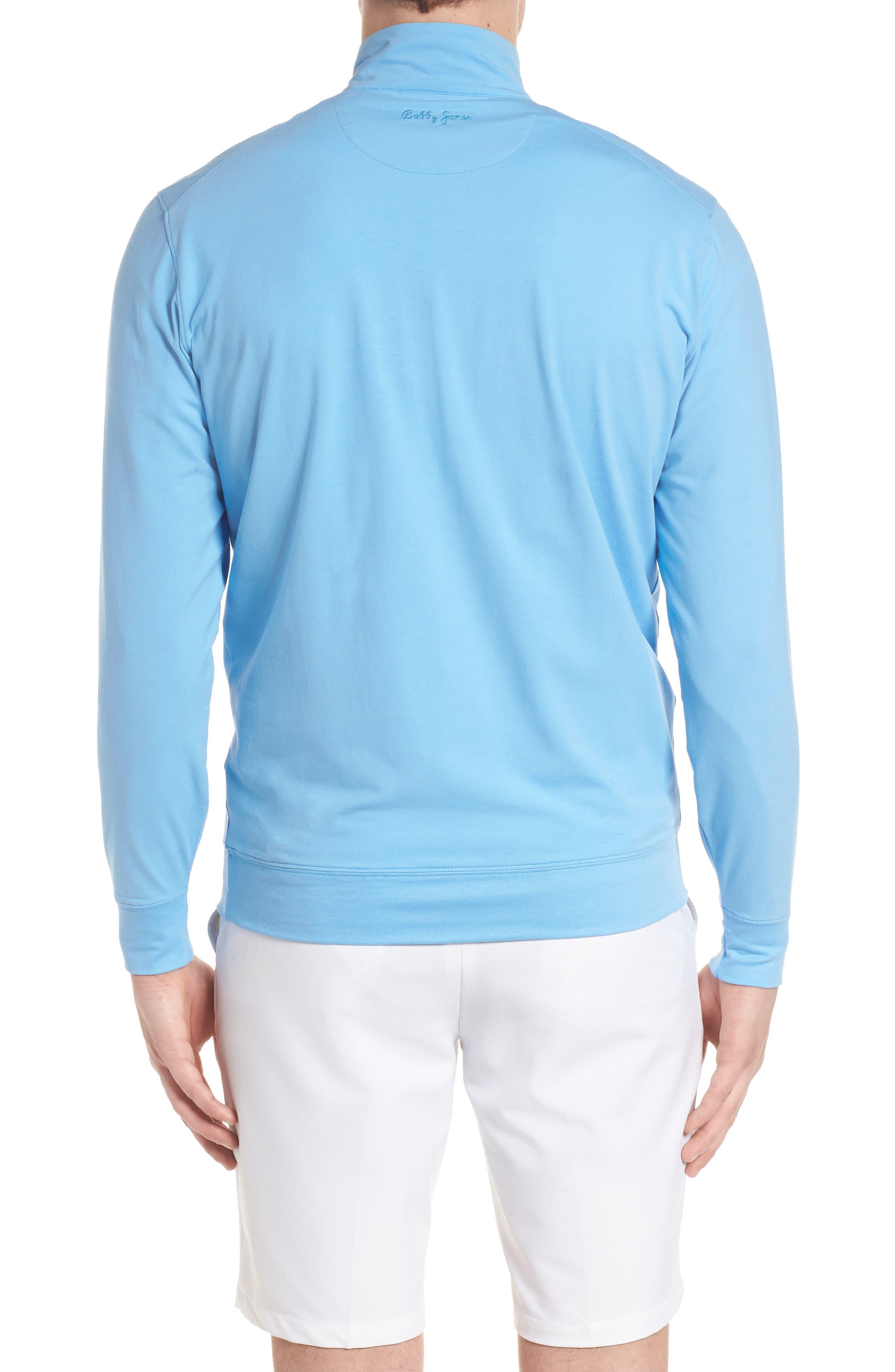 ,                             PTO Liquid Stretch Quarter Zip Pullover,                             Alternate thumbnail 20, color,                             459