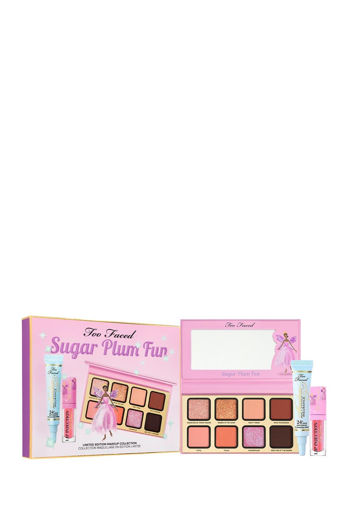 Image of Too Faced Sugar Plum Fun 3-Piece Makeup Set