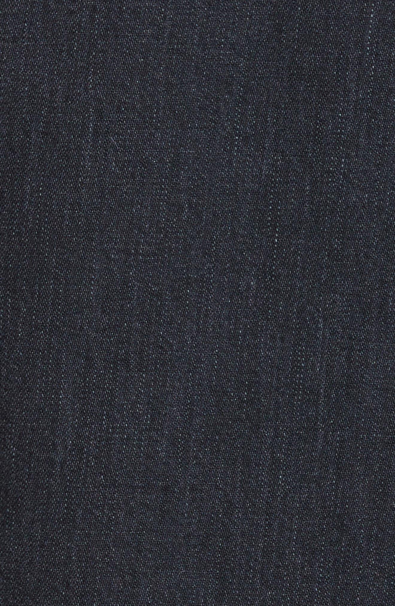 ,                             Denim Shirt,                             Alternate thumbnail 5, color,                             001