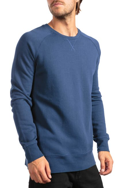 Image of Richer Poorer Lounge Crew Neck Sweatshirt