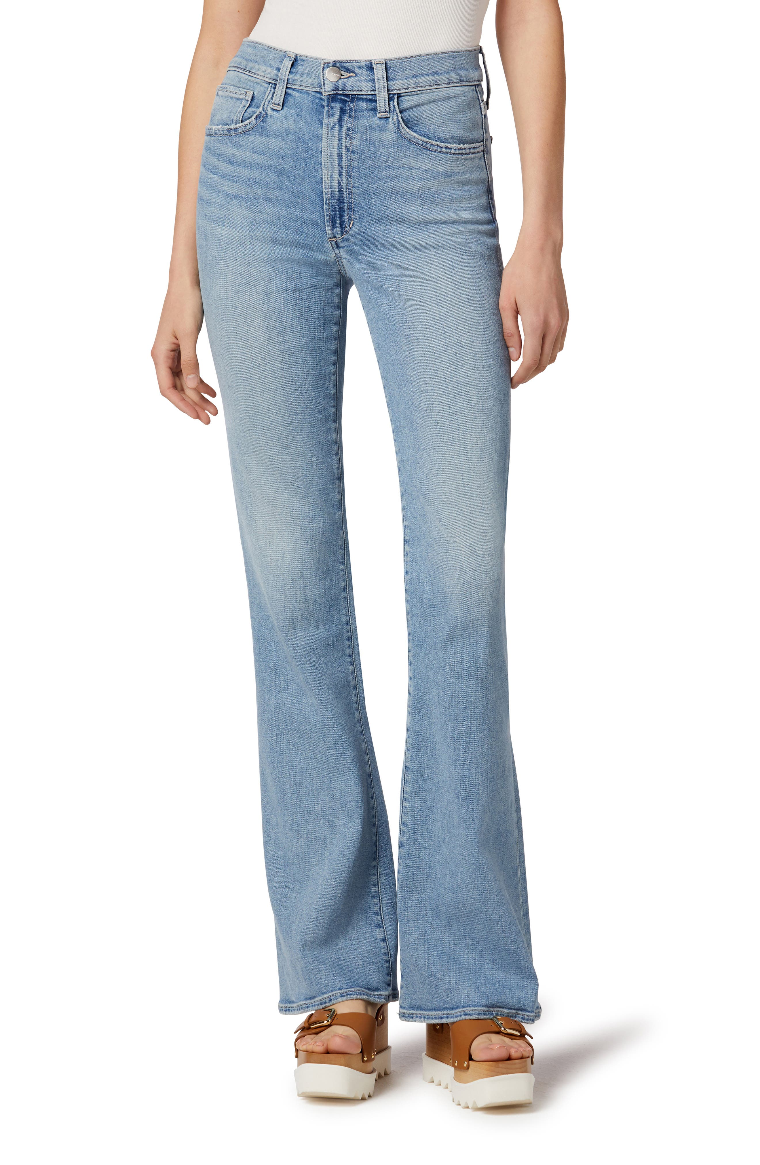 The Molly High Waist Flare Jeans