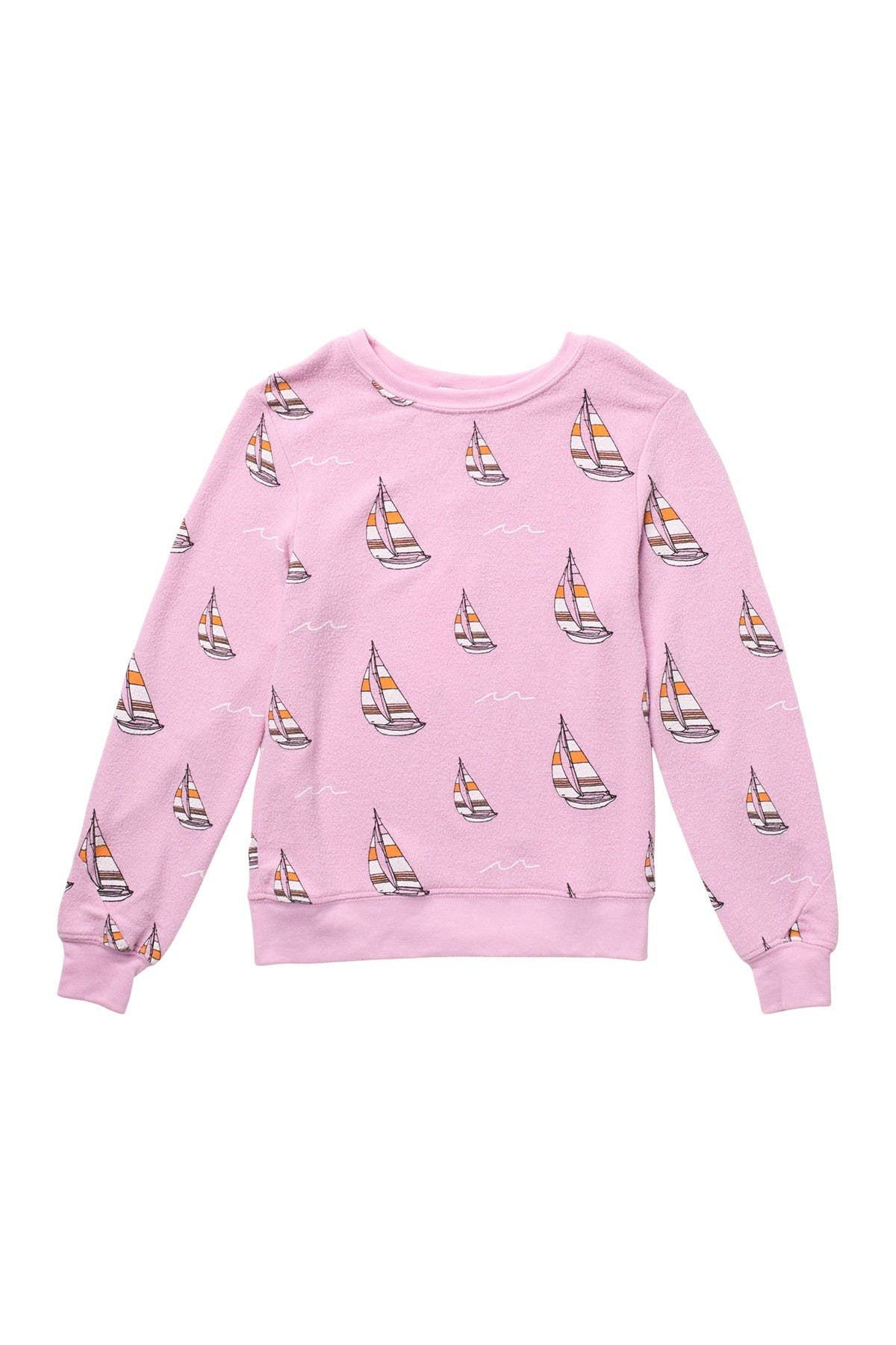 Image of WILDFOX Sail On Knit Pullover