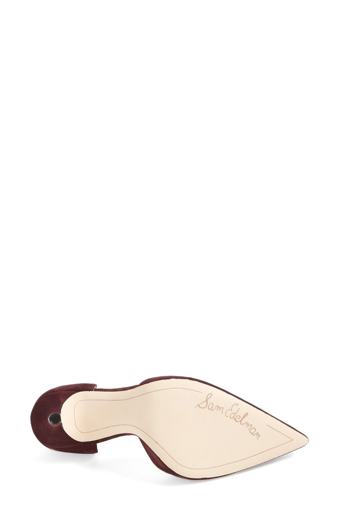 ,                             'Delilah' Calf Hair d'Orsay Pump,                             Alternate thumbnail 72, color,                             930