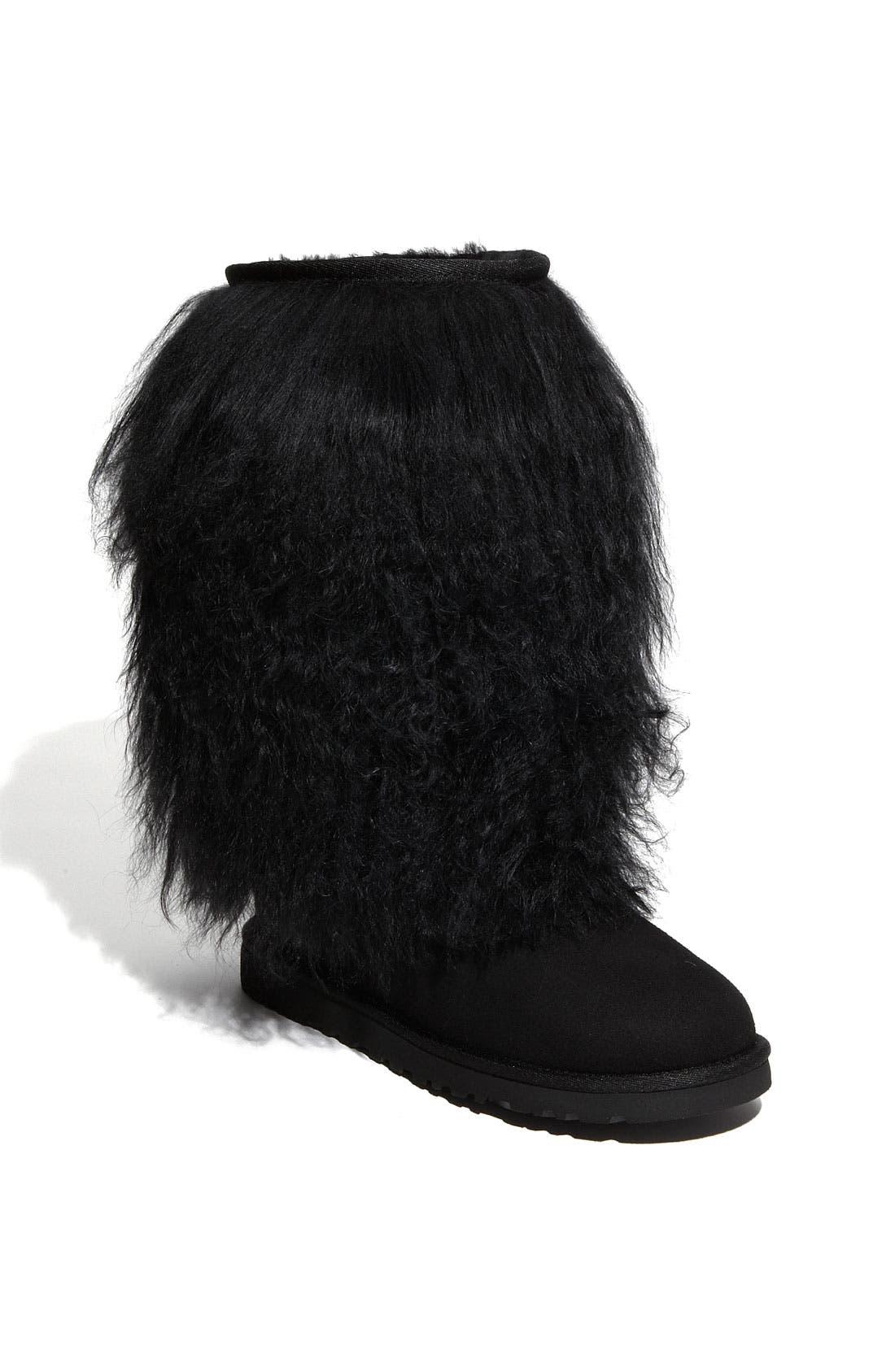 ugg sheepskin cuff boot nordstrom