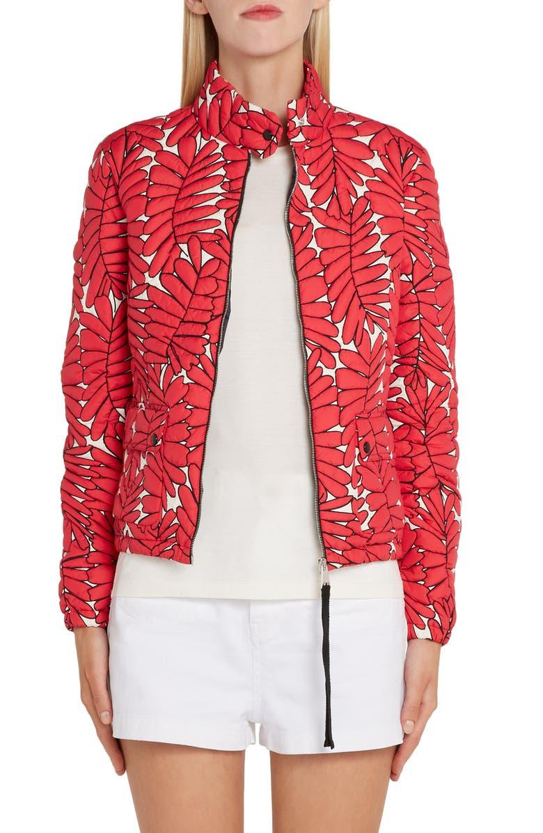 MONCLER Lisbonne Jacket, Main, color, 690