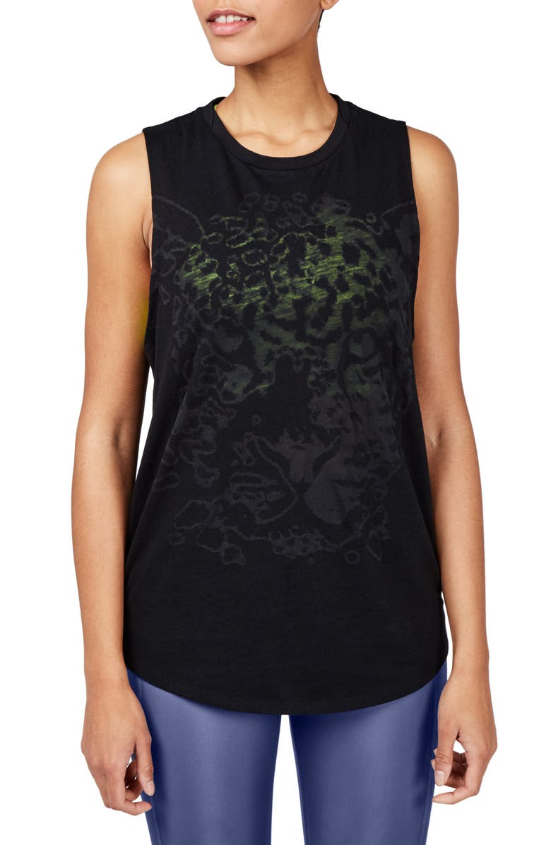 SWEATY BETTY Flow Workout Tank Top, Main, color, 001