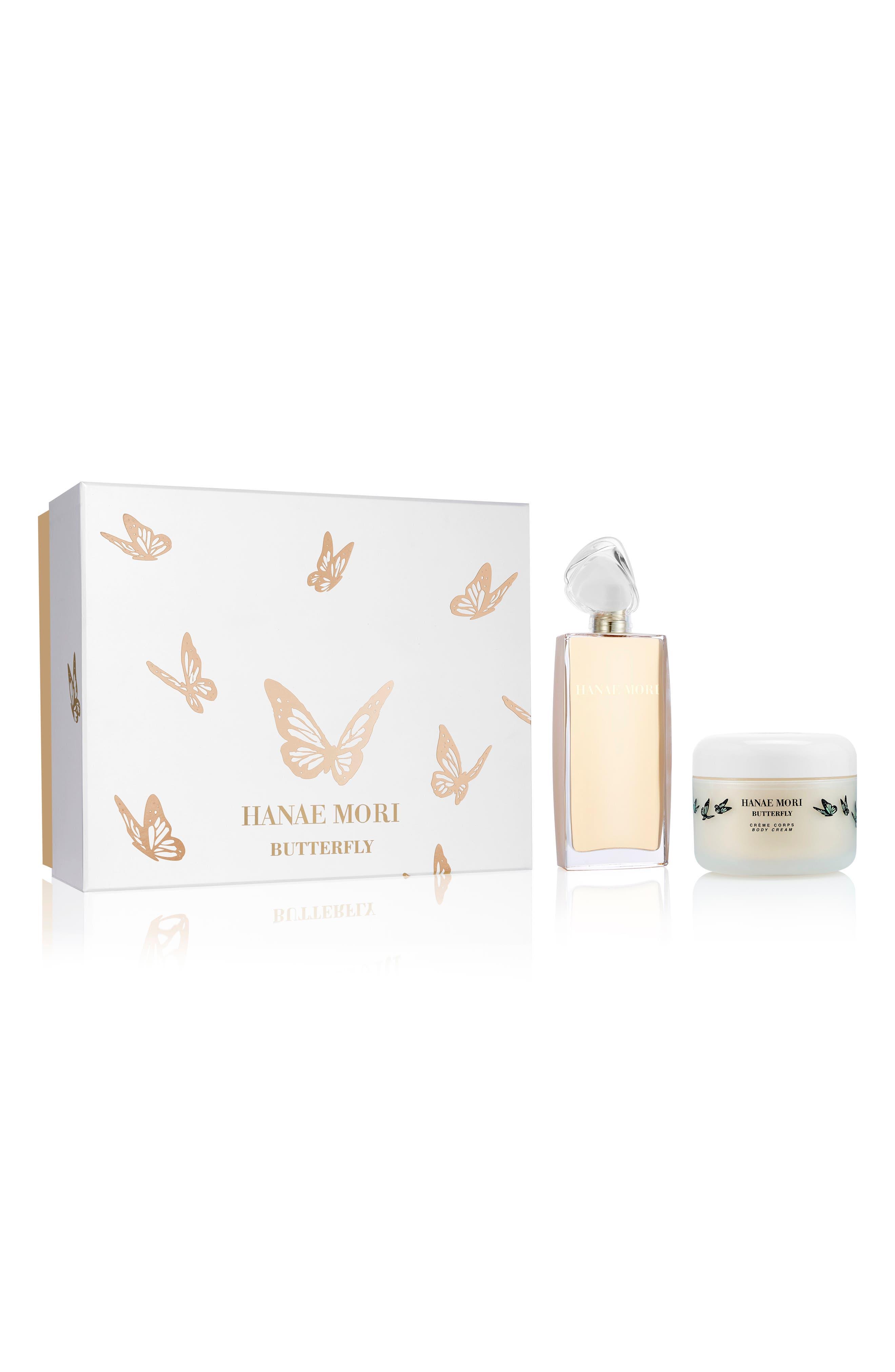 Butterfly Eau De Parfum Set (USD $221 Value)