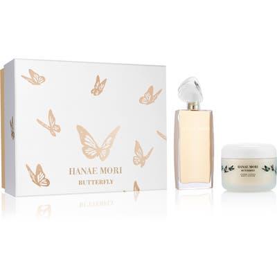 Hanae Mori Butterfly Eau De Parfum Set ($221 Value)