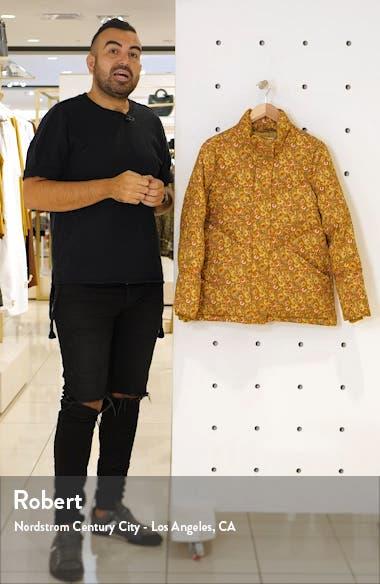 Corduroy Puffer Jacket, sales video thumbnail