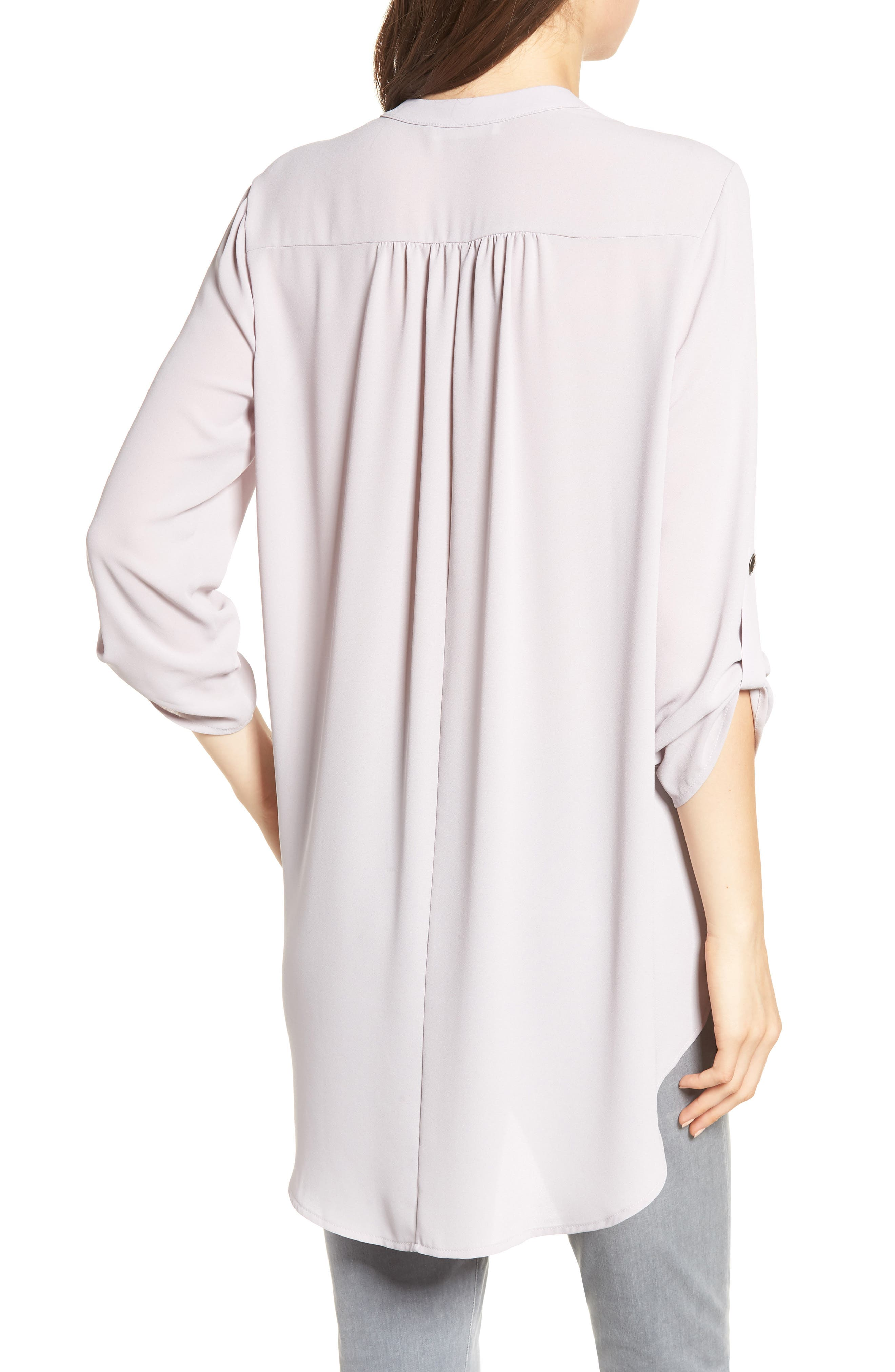 ,                             Perfect Roll Tab Sleeve Tunic,                             Alternate thumbnail 25, color,                             025