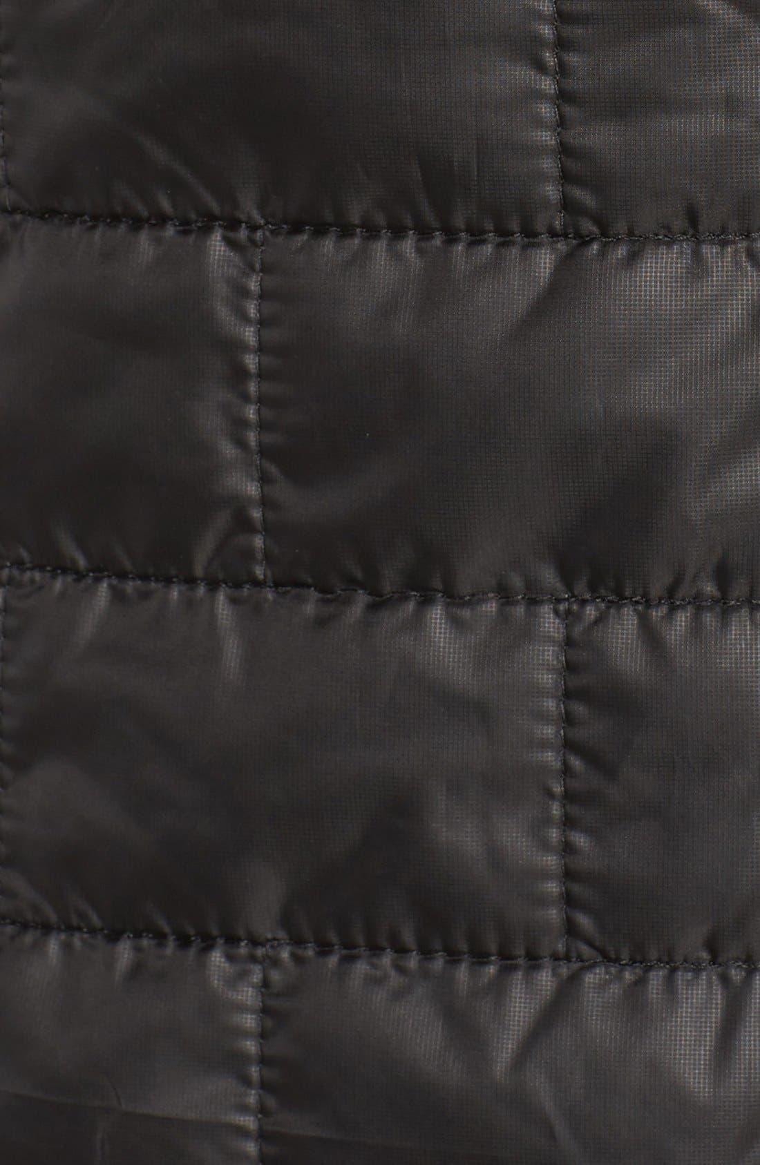 ,                             Nano Puff<sup>®</sup> Water Resistant Jacket,                             Alternate thumbnail 12, color,                             BLACK