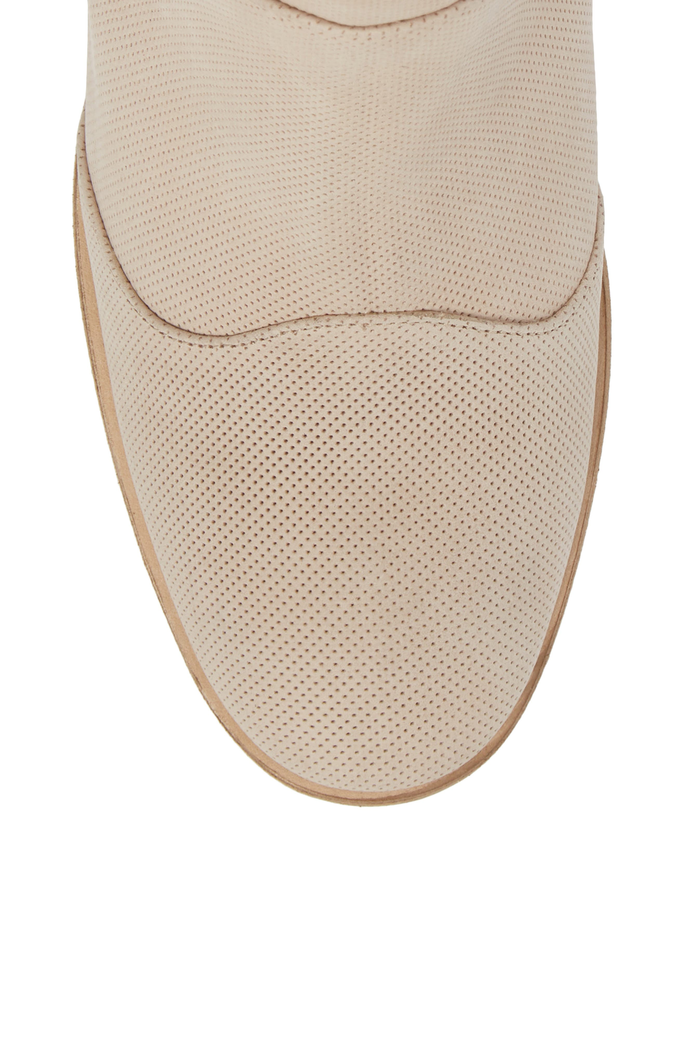 ,                             Robin Bootie,                             Alternate thumbnail 5, color,                             NATURAL LEATHER