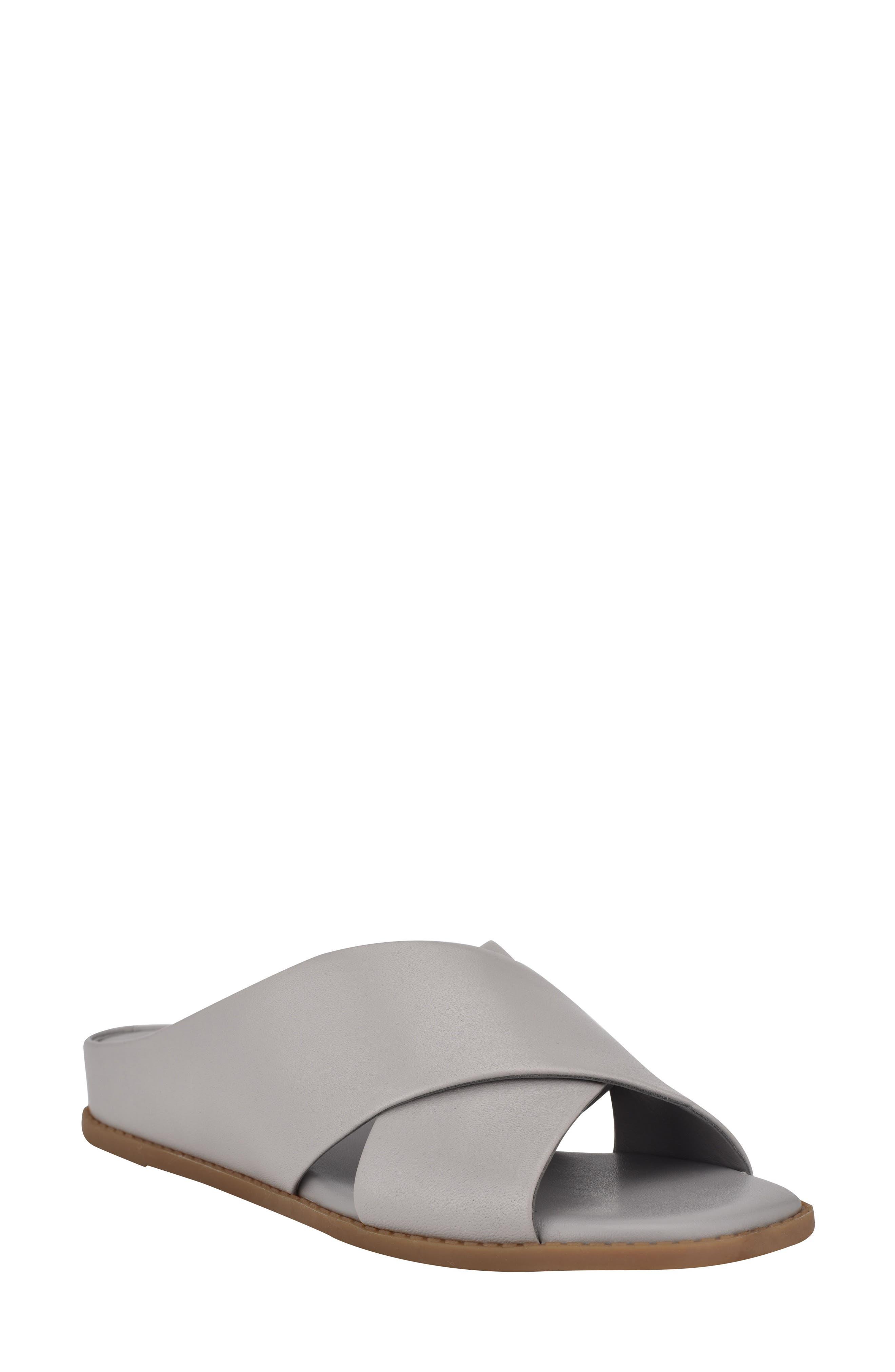 X Martha Stewart Seolive Wedge Slide Sandal
