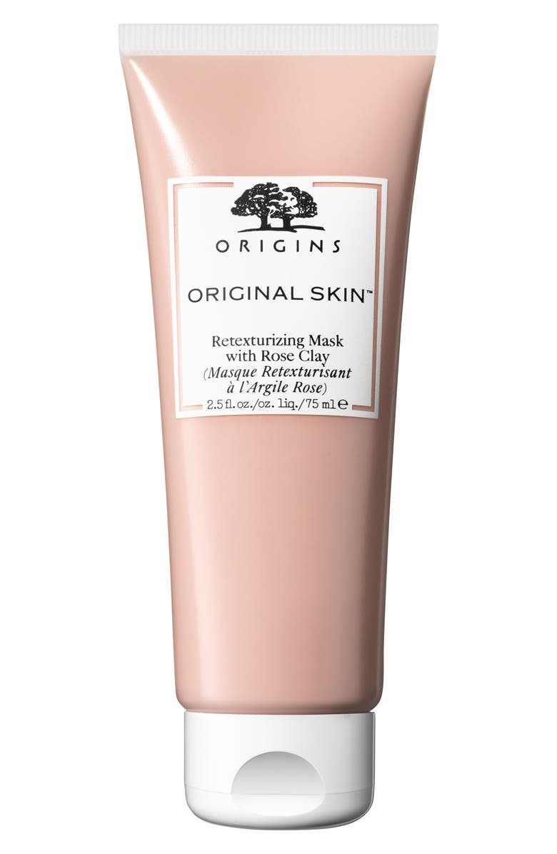 ORIGINS Original Skin<sup>™</sup> Retexturizing Mask with Rose Clay, Main, color, NO COLOR