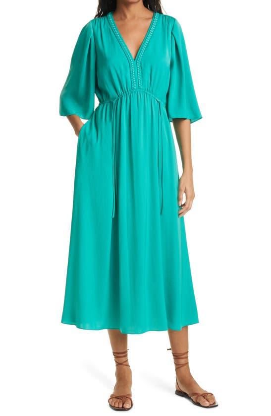 Kobi Halperin TONYA ELBOW SLEEVE DRESS