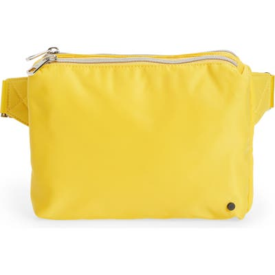 State Bags Webster Belt Bag - Yellow