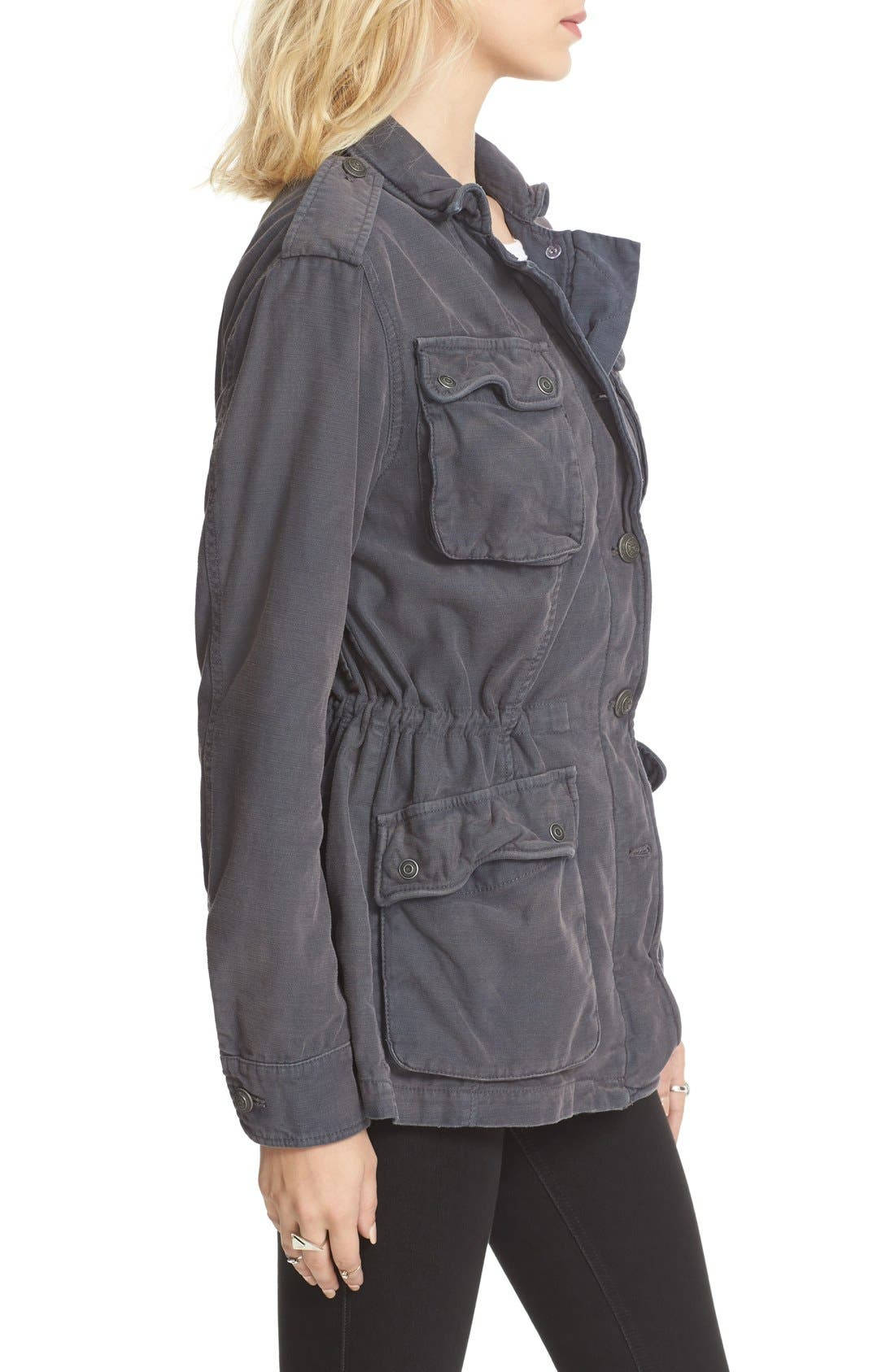 ,                             'Not Your Brother's' Utility Jacket,                             Alternate thumbnail 8, color,                             001