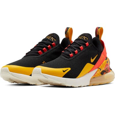 Nike Air Max 270 Se Sneaker- Black