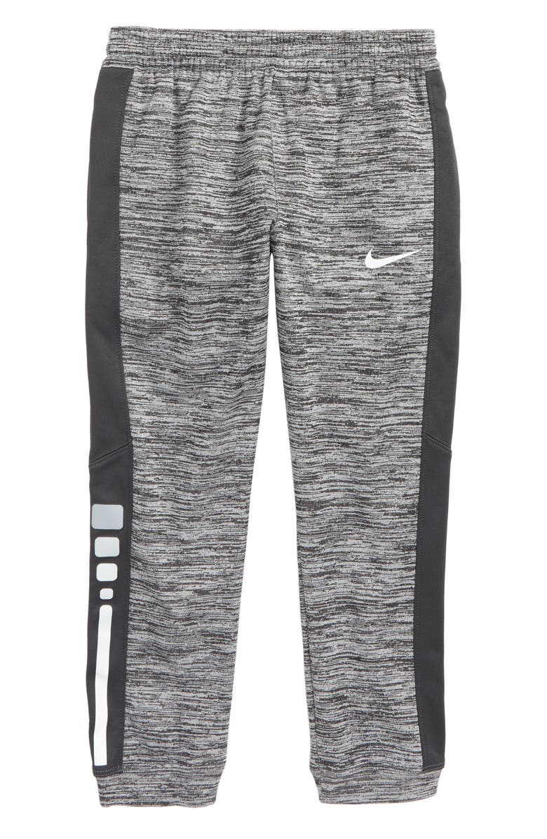 nike sweats with white stripe