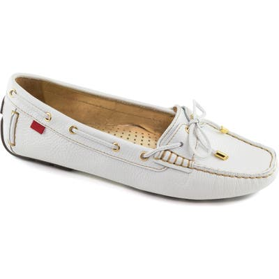 Marc Joseph New York Rockaway Loafer- White